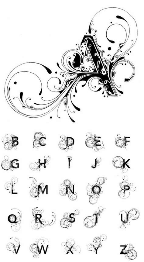 Pin by Jessy on Tattoo Fonts | Tattoo lettering, Lettering