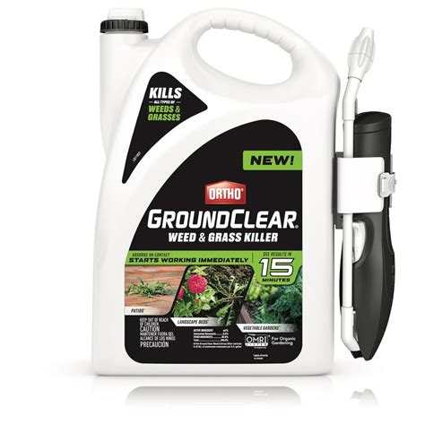 ortho 1 gal ready to use groundclear weed and grass