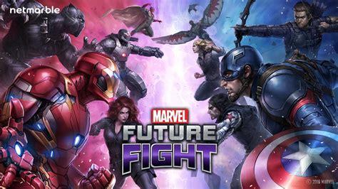 Marvel Future Fight Cumple Un Año Y Supera Los 40 Millones