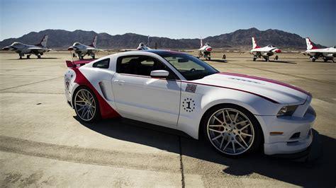 2018 Ford Mustang Gt Us Air Force Thunderbirds Edition 2