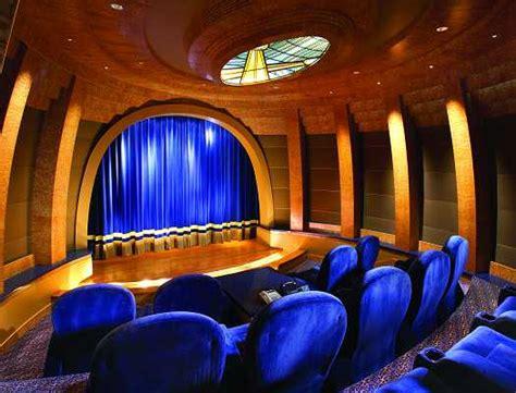 salles de spectacle une maison de millionnaire