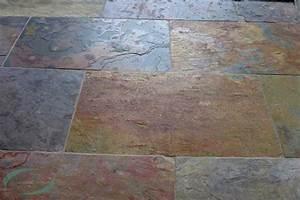 Wandfliesen 60 X 30 : indischer schiefer fliesen 80 x 40 x 1 5 cm bunter schiefer schieferboden ~ Bigdaddyawards.com Haus und Dekorationen