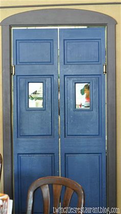 colonial full length swinging cafe doors interior doors