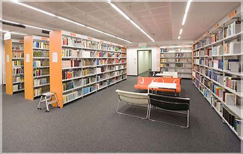 desain interior perpustakaan minimalis pribadi umum