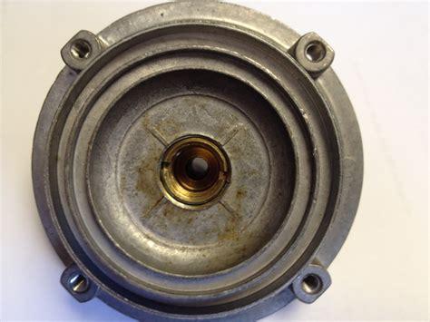 Lower Boiler, Francis Francis X1