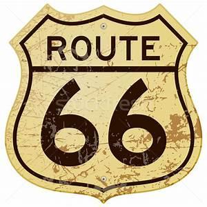 Route 66 Schild : 66 vitezslav valka ~ Whattoseeinmadrid.com Haus und Dekorationen