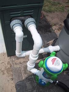 Plumbing An Above Ground Pool With Pvc - Plumbing