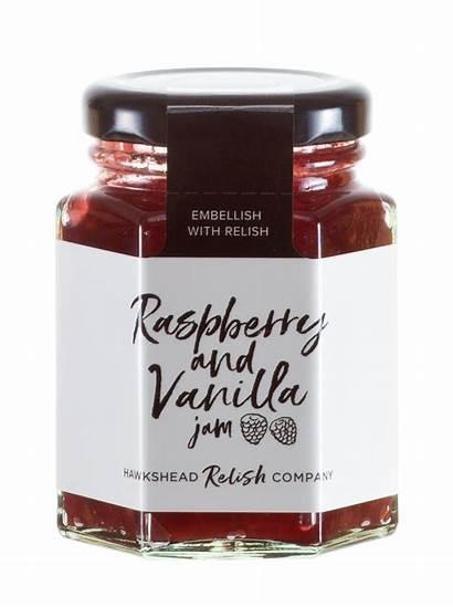 Jam Raspberry Vanilla Laal
