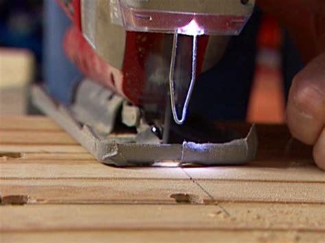 Cutting Beadboard : How To Install Beadboard Paneling