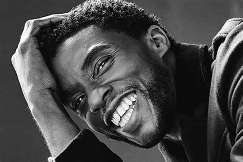 actor chadwick boseman   black superhero dies