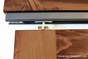 How To Make a Sliding Door (Easy DIY) Home Design