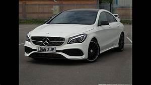 Mercedes Classe Cla Amg : ld66zje mercedes benz cla class cla 220d amg line 4matic 4dr tip auto in white youtube ~ Medecine-chirurgie-esthetiques.com Avis de Voitures