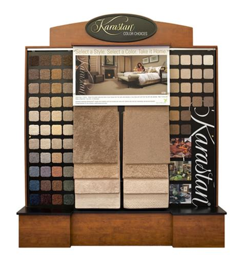 shaw flooring displays products carpet and interior design services