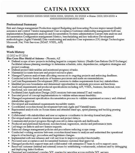 Project Coordinator Resume by It Project Coordinator Resume Sle Livecareer