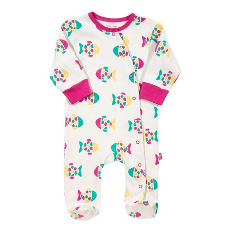 kite sleepsuit baby girl