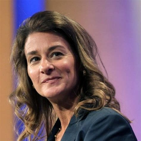 melinda gates philanthropist biography
