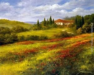 Landscape Paintings | Home > famous paintings > famous ...