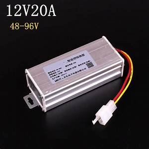 Electric Converter Adapter To Voltage Transformer Dc 96v