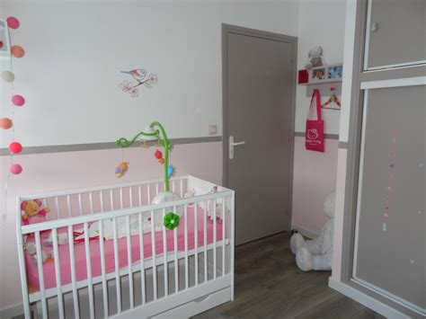 chambre fille photo decoration chambre bebe fille photo dcoration