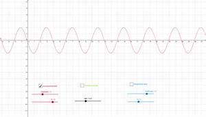 Amplitude Berechnen : berlagerung von wellen geogebra ~ Themetempest.com Abrechnung