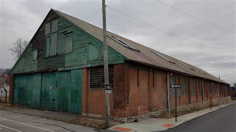 Barn Columbus by Trolley Barn Project Receives 2 Million In State Historic