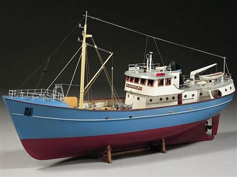 Fishing Boat Model by Fishing Boat Plans Archives Free Ship Plans