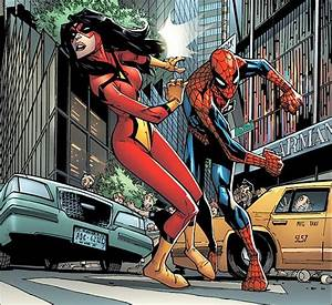 Spider-Man vs. Spider-Woman - Battles - Comic Vine