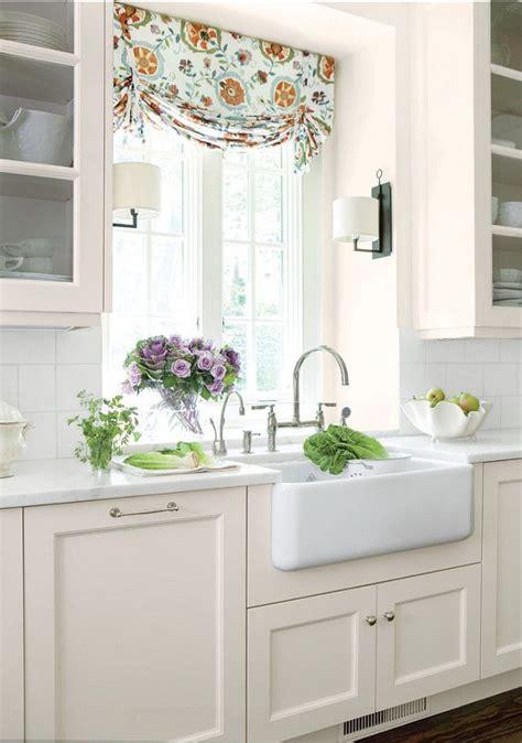 Kitchen Window Treatment Ideas  Furnish Burnish