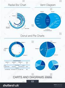 Useful Infographic Template Set Graphic Design Stock Vector 380664529