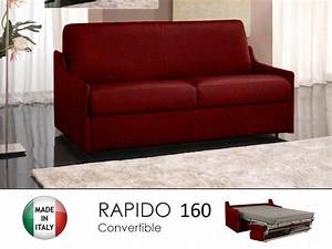 canape lit 4 places luna convertible ouverture rapido 160 With canape lit 160 cm