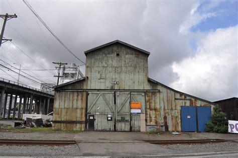 Filetacoma, Wa  Warehouse Near 11 St Bridge 01jpg