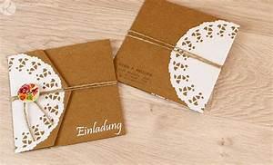 Geburtstagseinladungen Selber Gestalten : kreativ oder primitiv einladungskarten zur hochzeit ~ Watch28wear.com Haus und Dekorationen