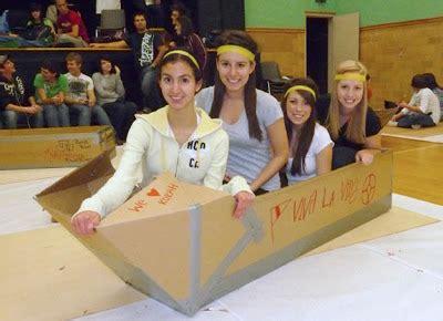 Cardboard Boat Sealant by Cardboard Boat Template