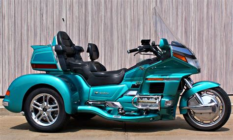 Sold! 1994 Honda Gold Wing Se Gl1500se With Csc Cobra Xl