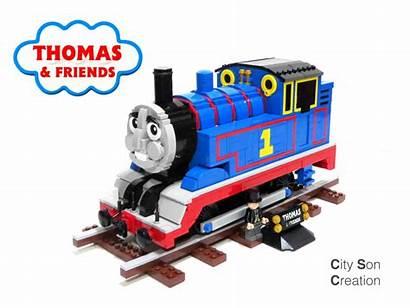 Thomas Lego Tank Engine Friends Train Trenino