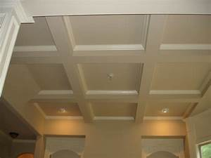 Standard Coffered Ceiling » North Georgia Contractors