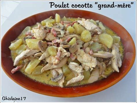 recettes de cuisine de grand mere recettes de grand m 232 re de ghislaine cuisine