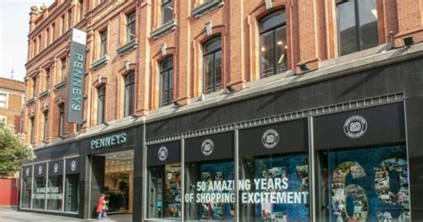 Penneys Marks 50 Years In Business