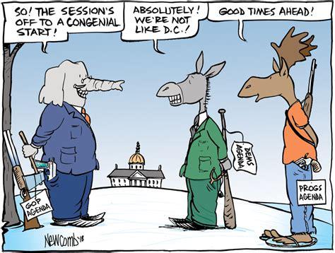 Political Cartoons 2018