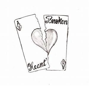 Broken Heart by BTrinidad on DeviantArt