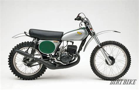best 125 motocross bike remember the honda elsinore dirt bike magazine