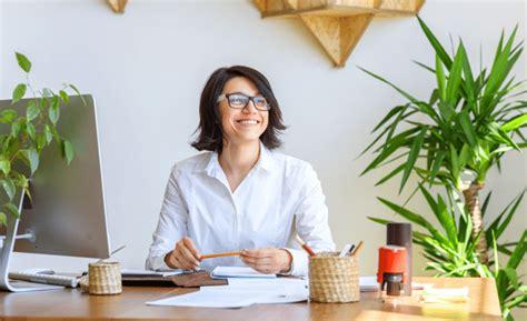 bien etre social bureau des plantes au bureau pour améliorer le bien être au travail