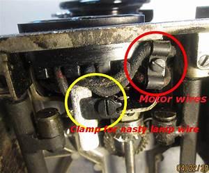 Singer Sewing Motor Controller Repair
