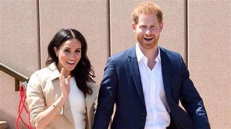 meghan markle  prince harry break royal protocol