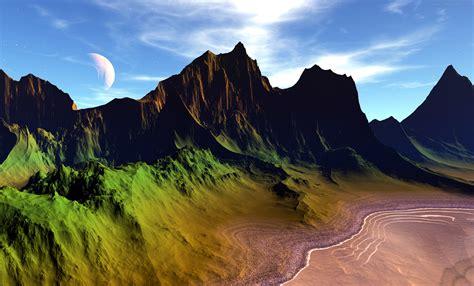 Fantastic Landscape Best Wallpaper