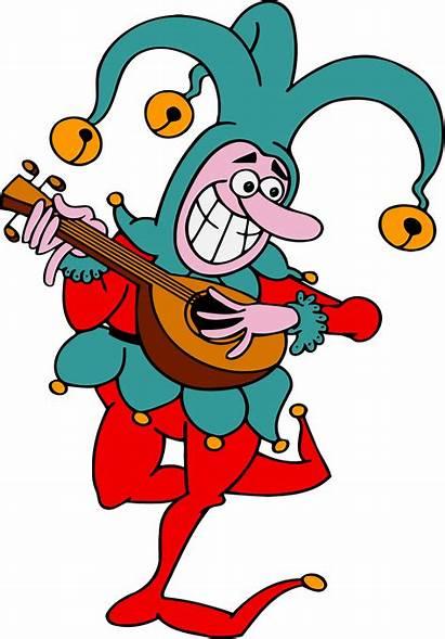 Jester Clipart Laugh Bells Cap Iv Unit