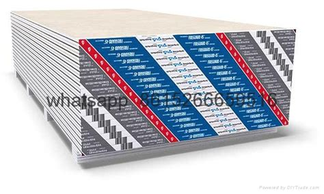 heat insulation gypsum board  china manufacturer