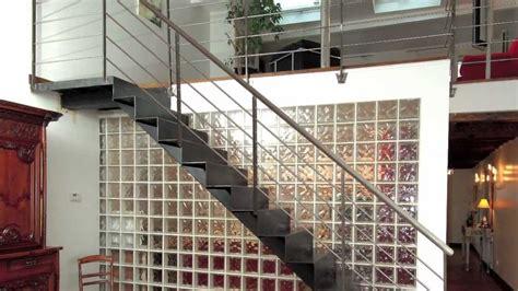 fabriquer un escalier metallique maison design deyhouse