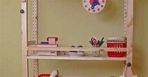 Ikea Hack Regal : kroschka ikea hack kaufladen aus einem ivar regal ~ A.2002-acura-tl-radio.info Haus und Dekorationen