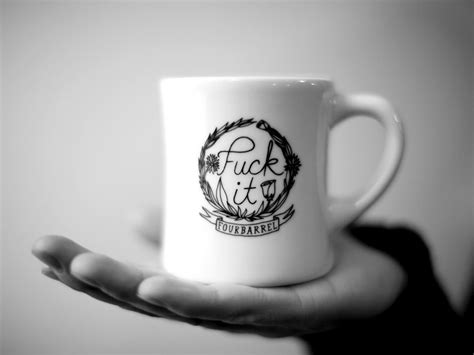 Coffee mixers in coffee shop vector logo design. Four Barrel Coffee - Our coffees (Shop)   Barrel coffee ...